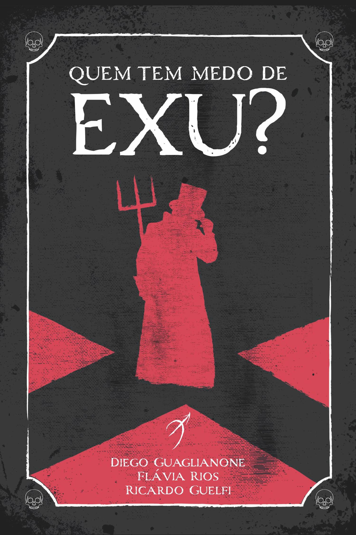 Livro  Quem tem medo de Exu?