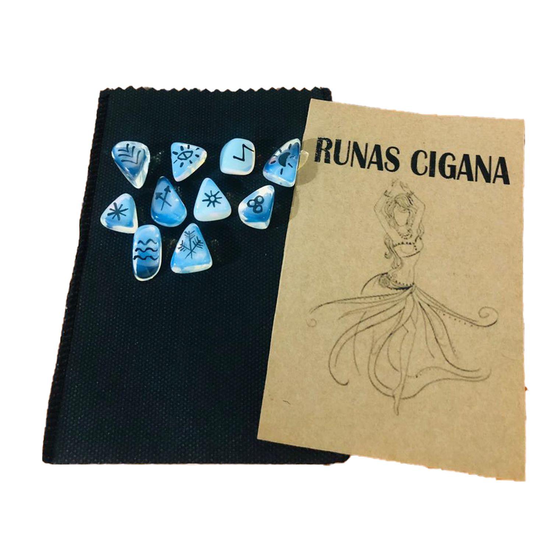 RUNAS CIGANA (OPALINA)