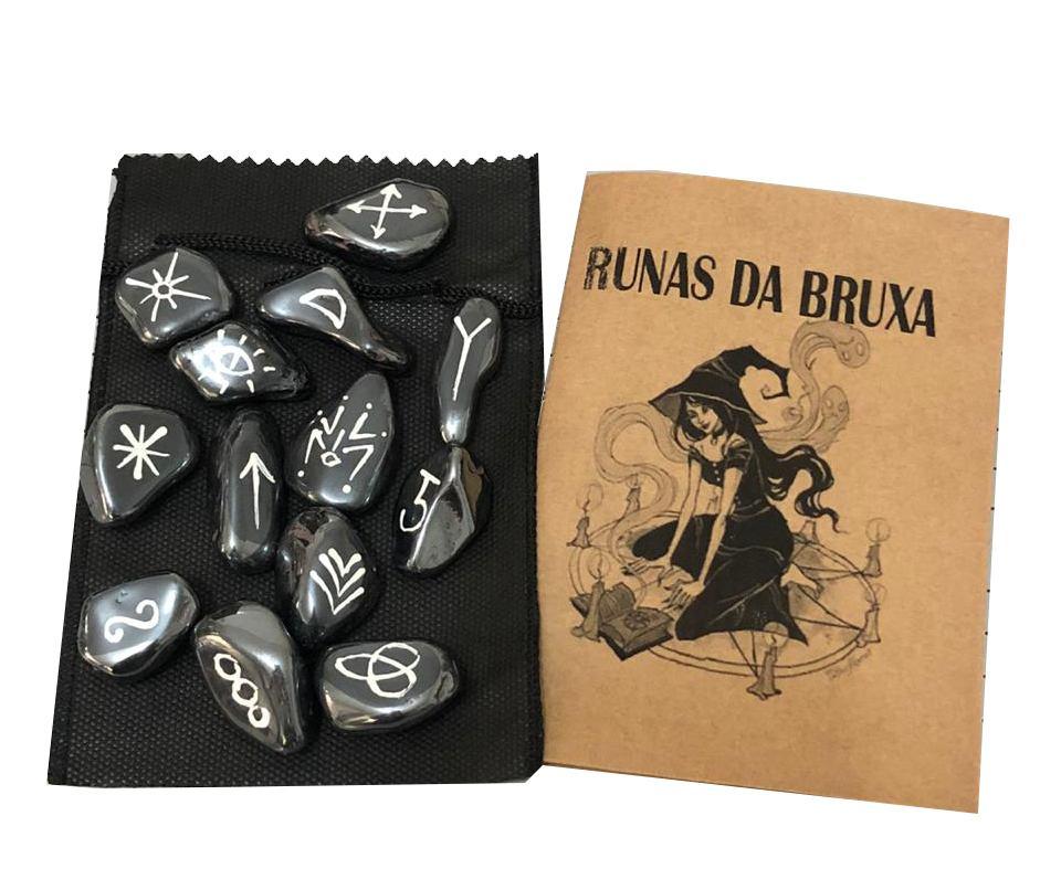 RUNAS DA BRUXA (HEMATITA)