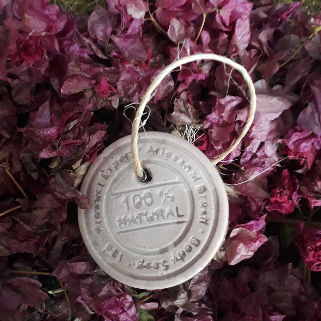 sabonete de argila rosa