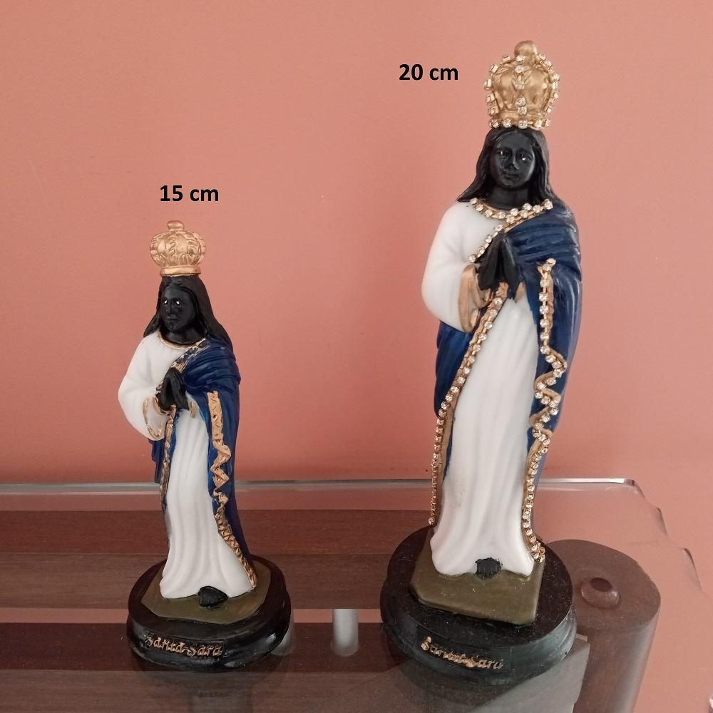 Santa Sara - REsina - 20 cm