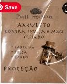 AMULETO WICCA  DE PROTEÇÃO