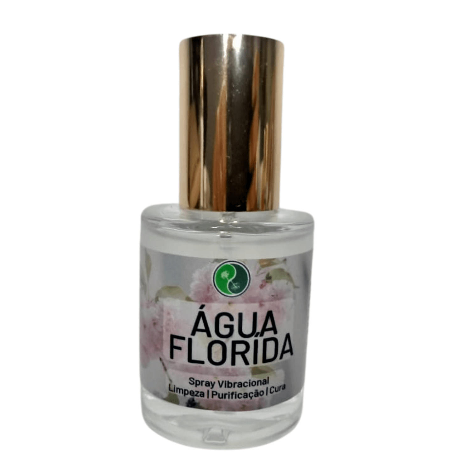 Spray Vibracional Agua Florida