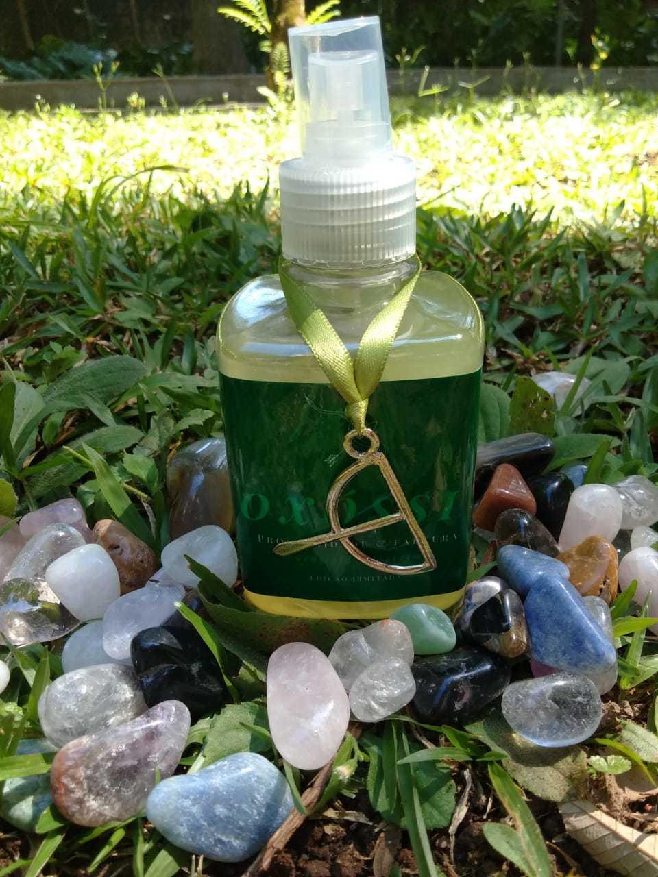 Spray Vibracional Orixa Oxossi + Pingente