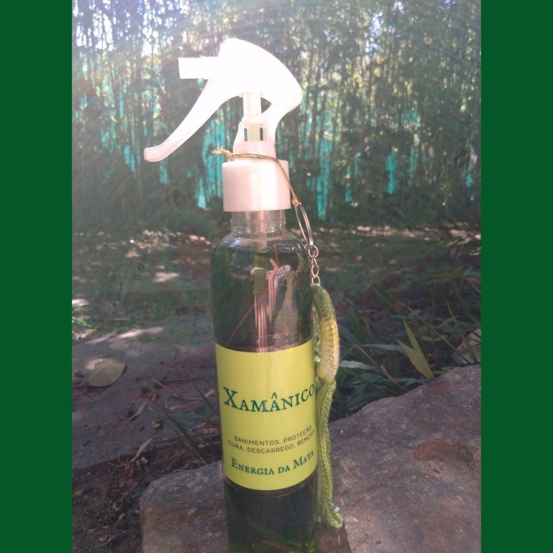 Spray Xamânico Energia da Mata + brinde