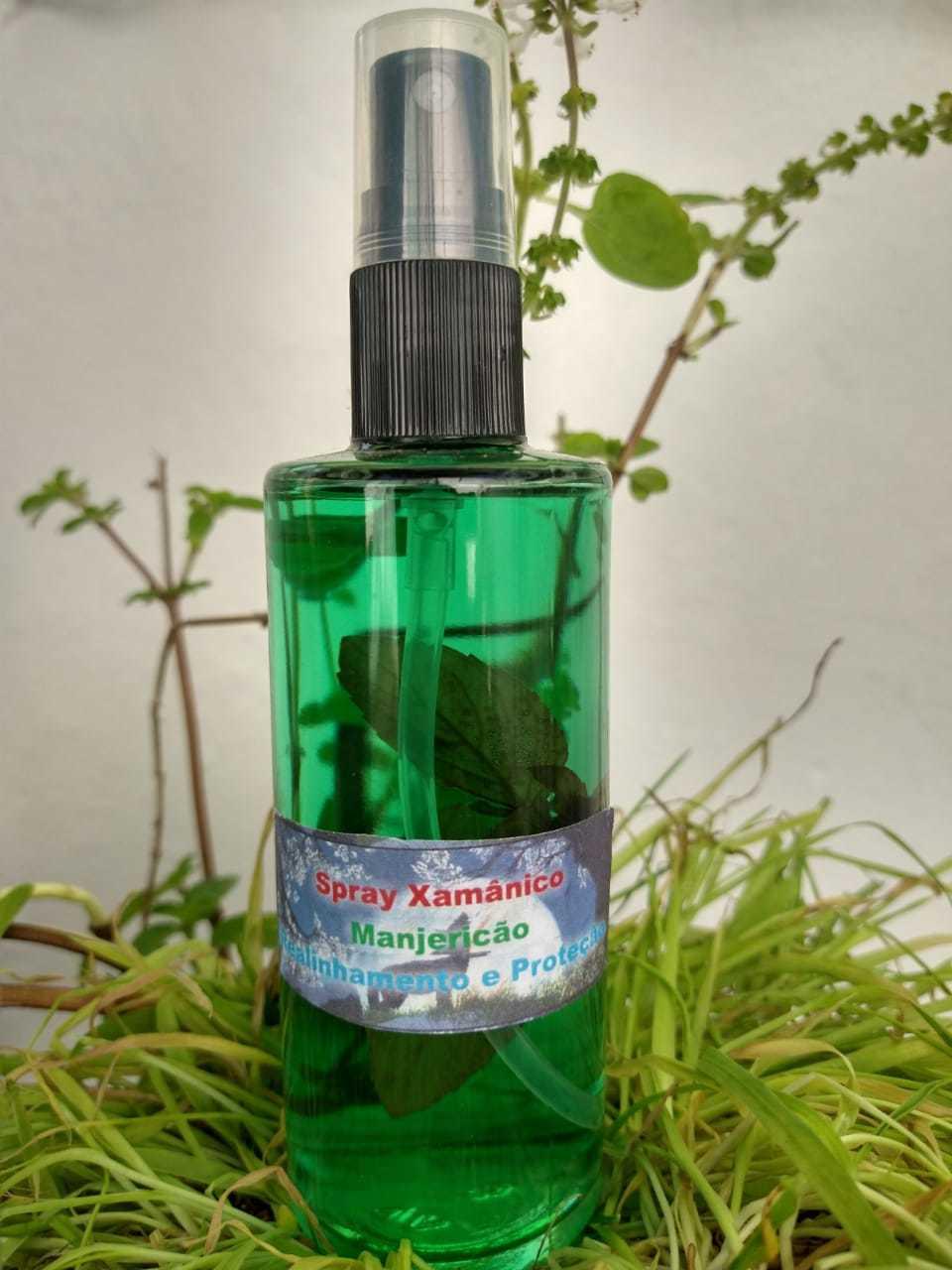 Spray xamânico manjericão