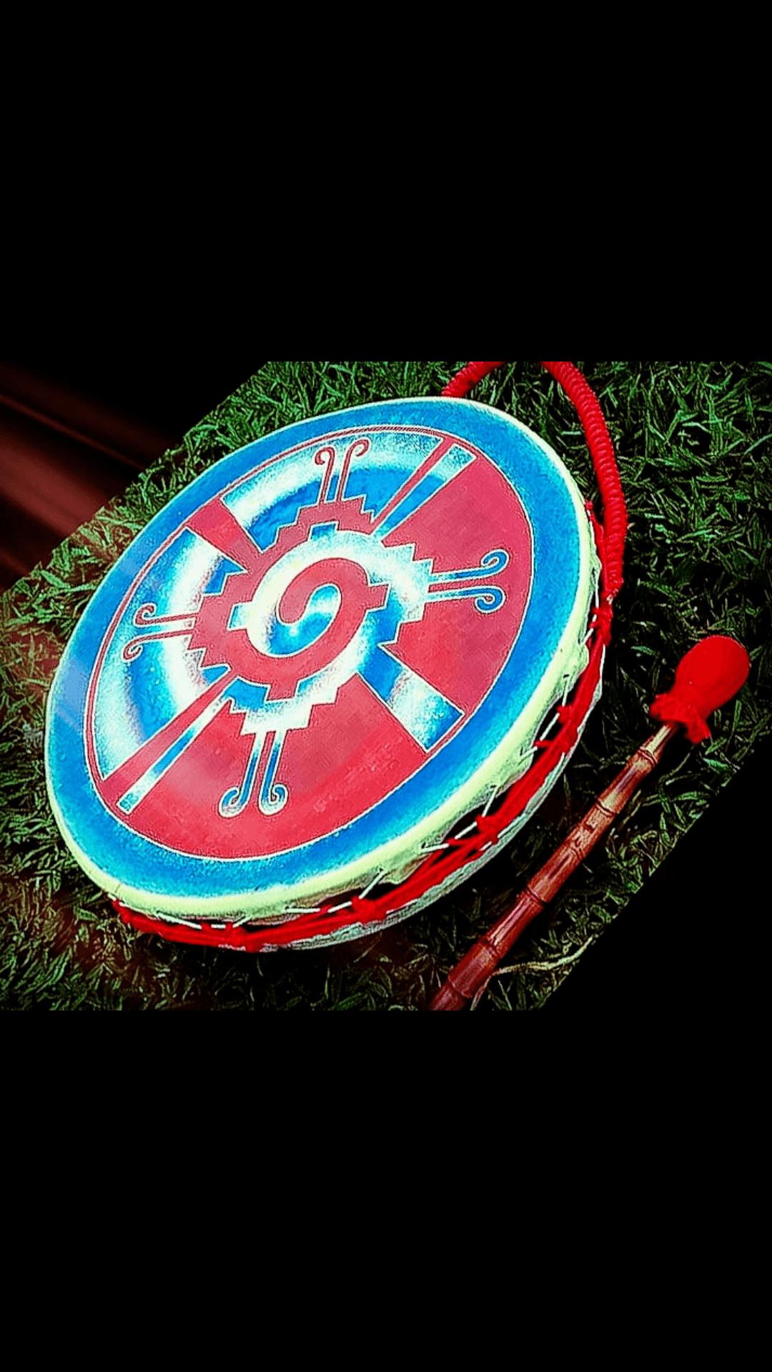 Tambores Cherokees