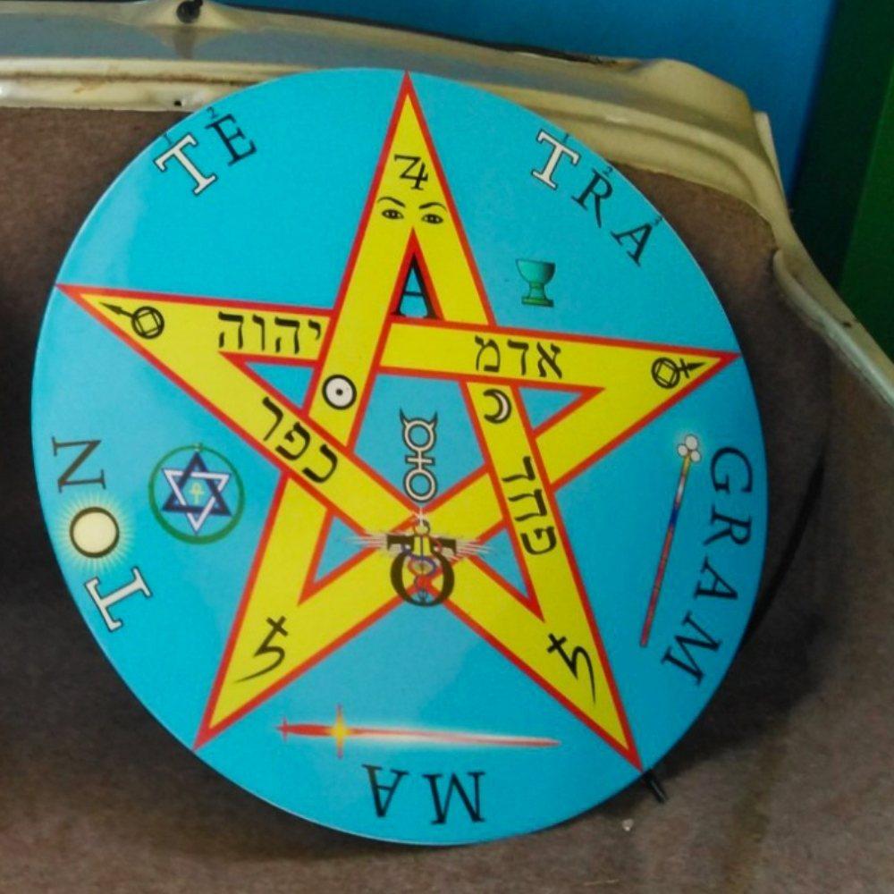 Tetragrammaton - Placa