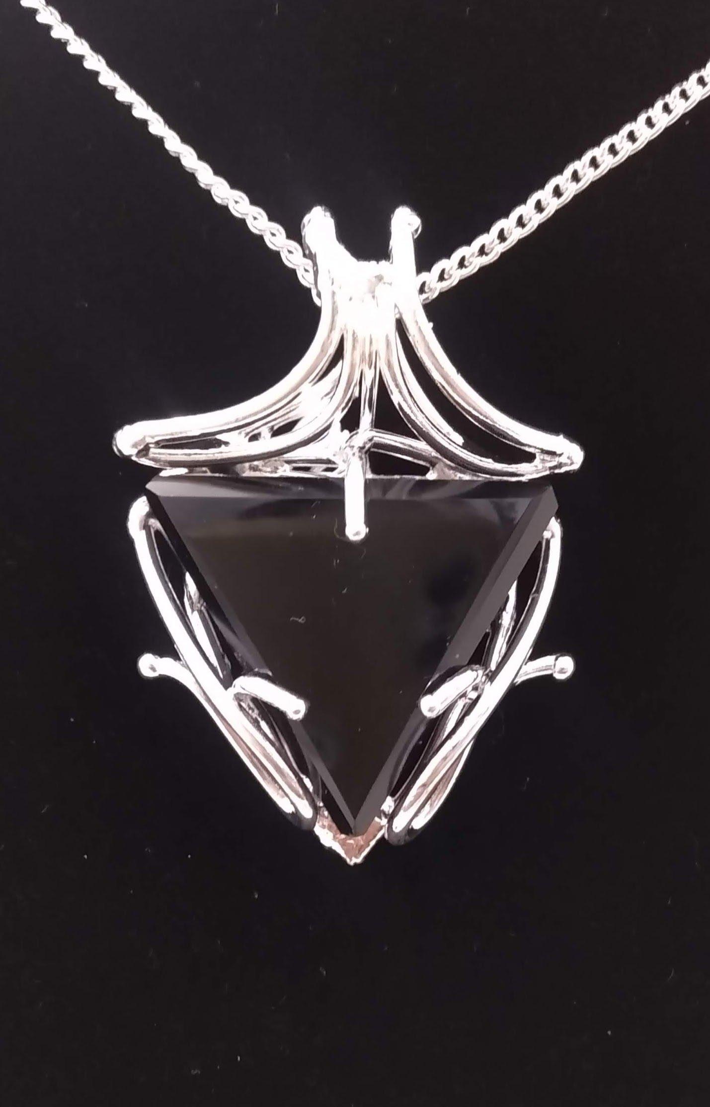 Triangulo de obsidiana