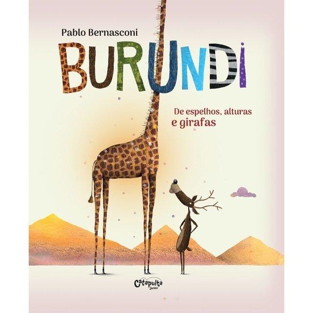 Burundi Girafa