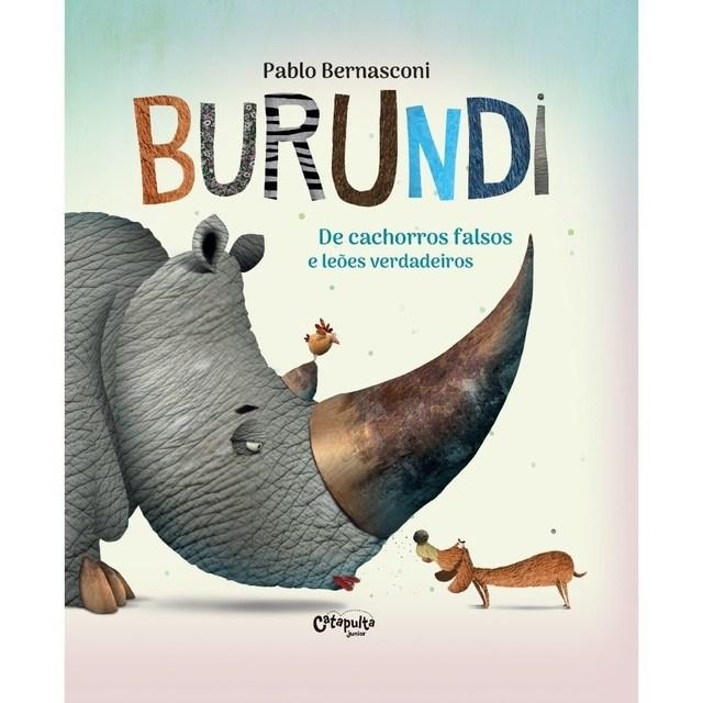 Burundi Rinoceronte