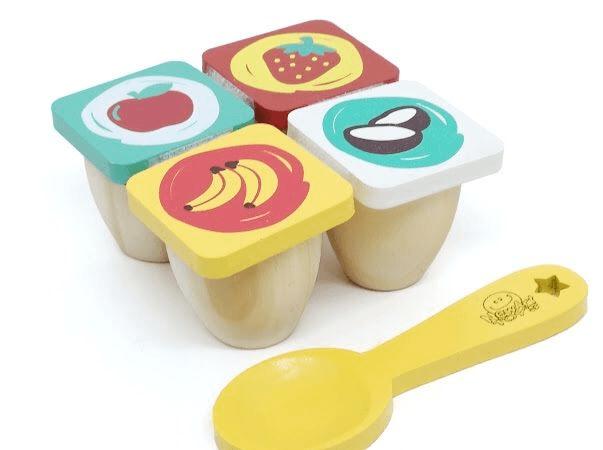 Coleção Comidinhas - Iogurte