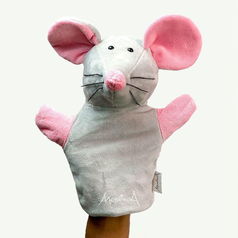 Jean Paul, o Rato | Fantoche de Pelúcia Animais