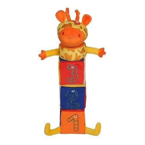 Girafa Amiga Pirâmide