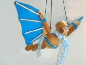 Ícaro - Boneco voador