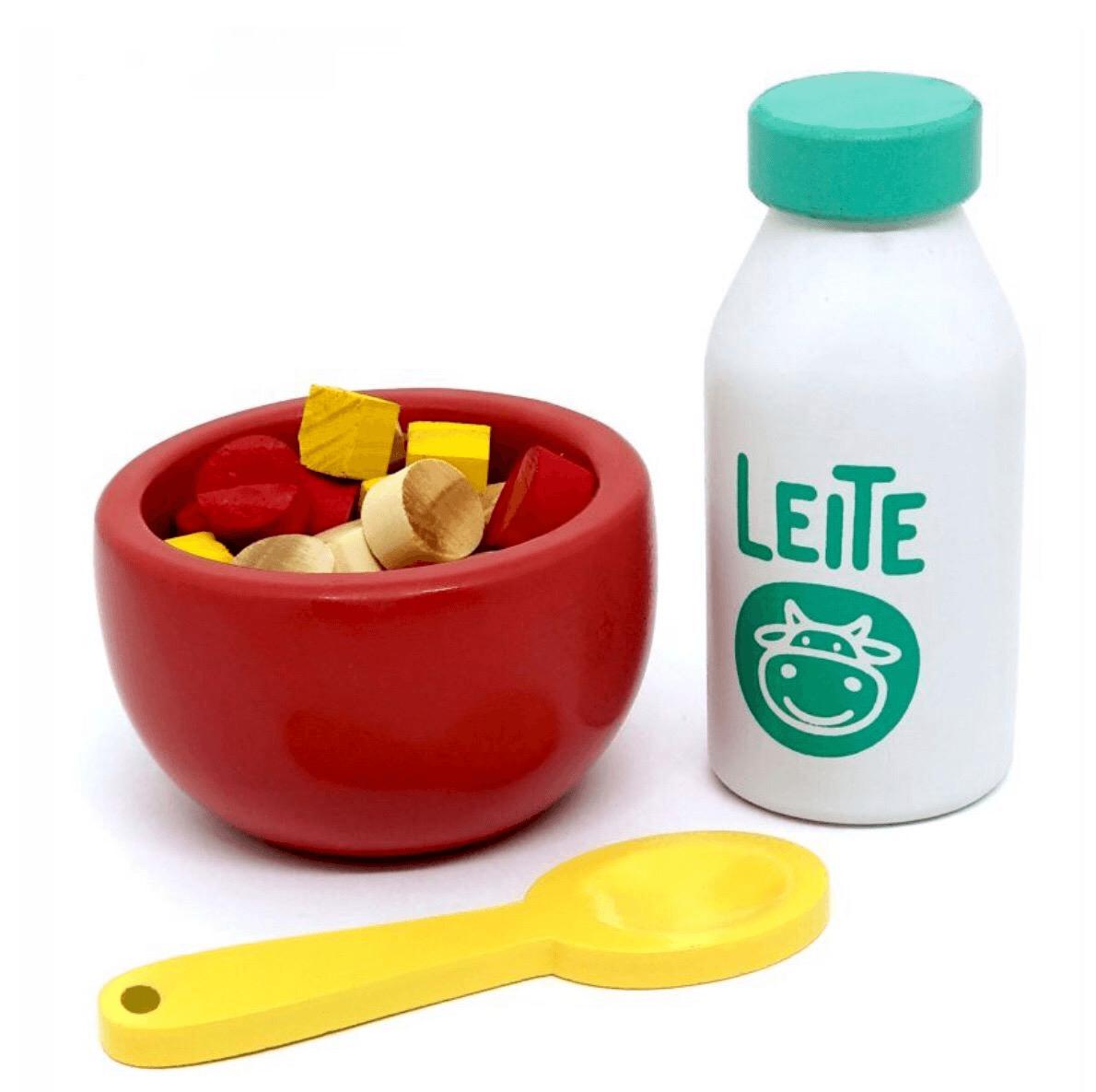 Coleção Comidinhas - Kit Cereais