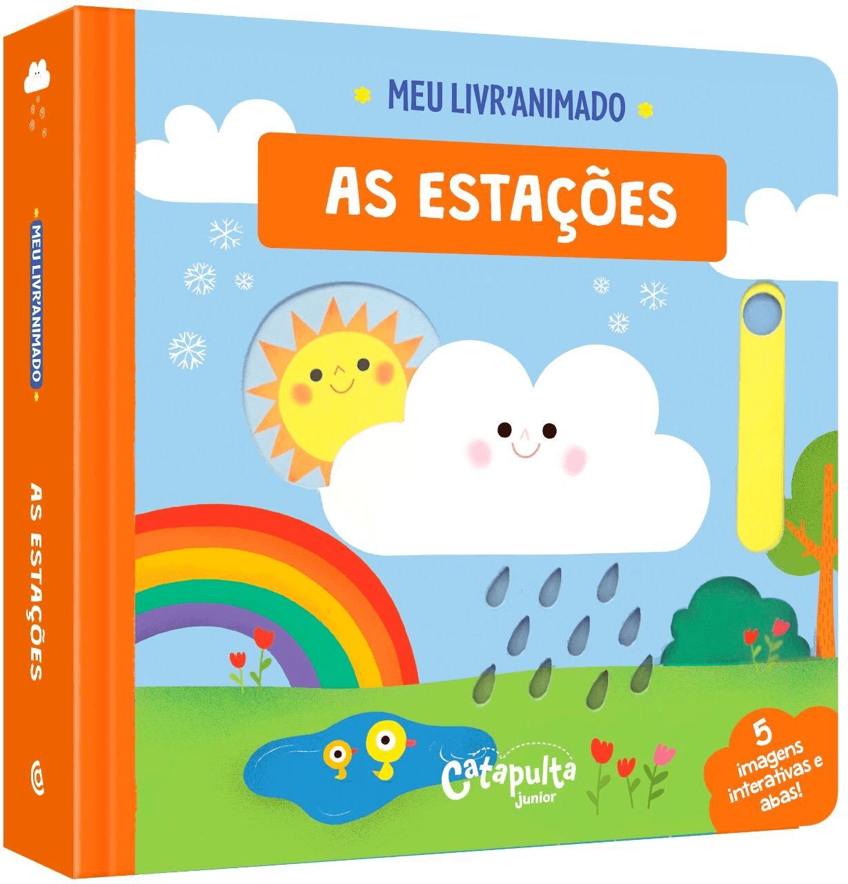 Meu Livro Animado - As Estações