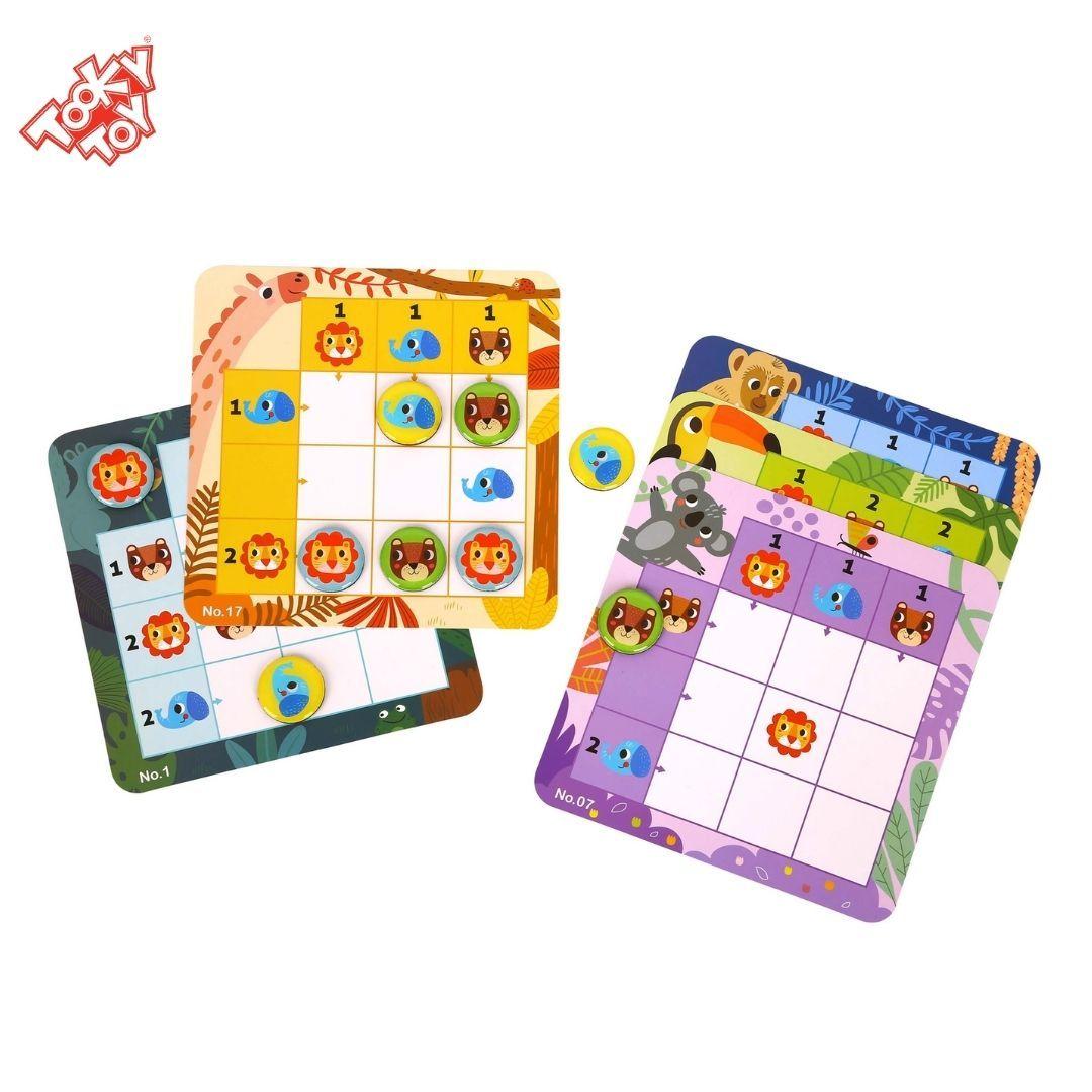 Sudoku - Floresta