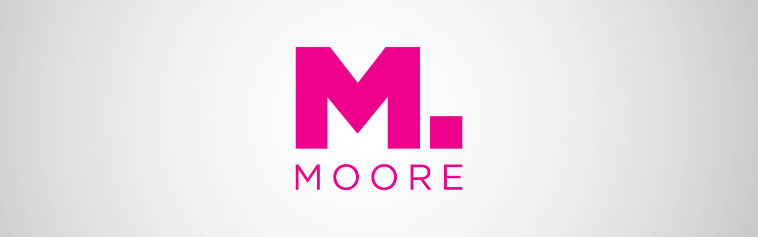 Magenta Moore logo on white background
