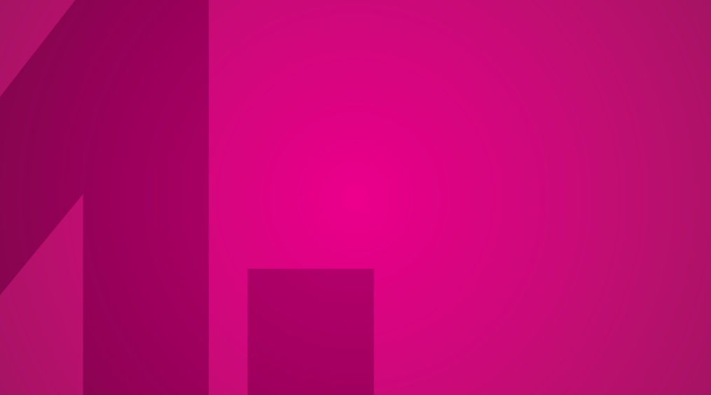 Magenta Moore logo on magenta background.