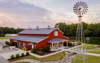 Metal Wedding Venue & Barn Building | Steel Venue Builders