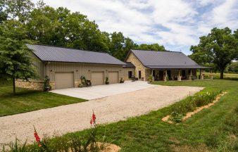 Metal Building Homes Cabins Steel Frame Houses By Morton