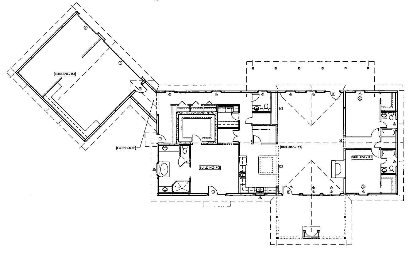 Morton buildings home floor plans for Morton building floor plans