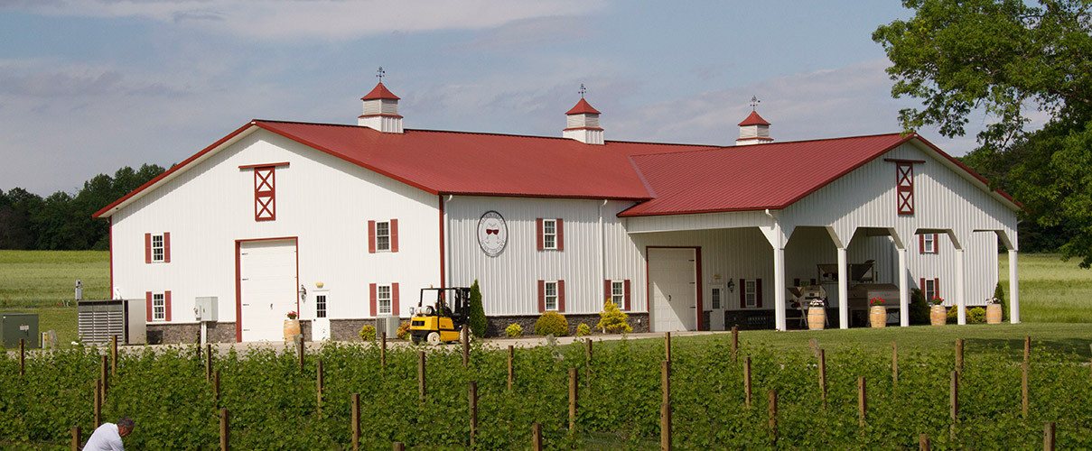 Winery, Brewery & Distillery