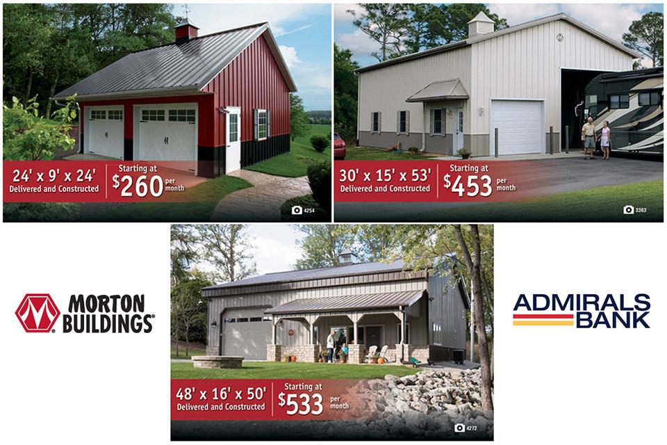 Financing | Morton Buildings