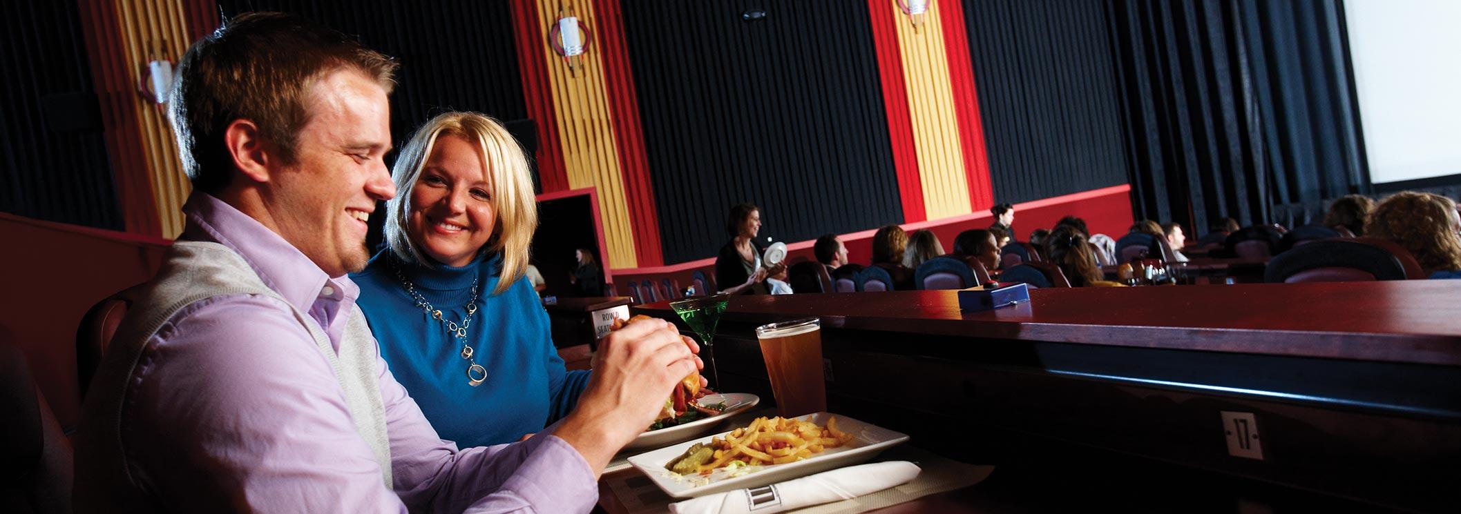 CineDine - In Theatre Dining