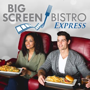 Big Screen Bistro Express
