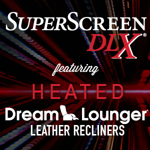 SuperScreen DLX® + Heated DreamLoungers