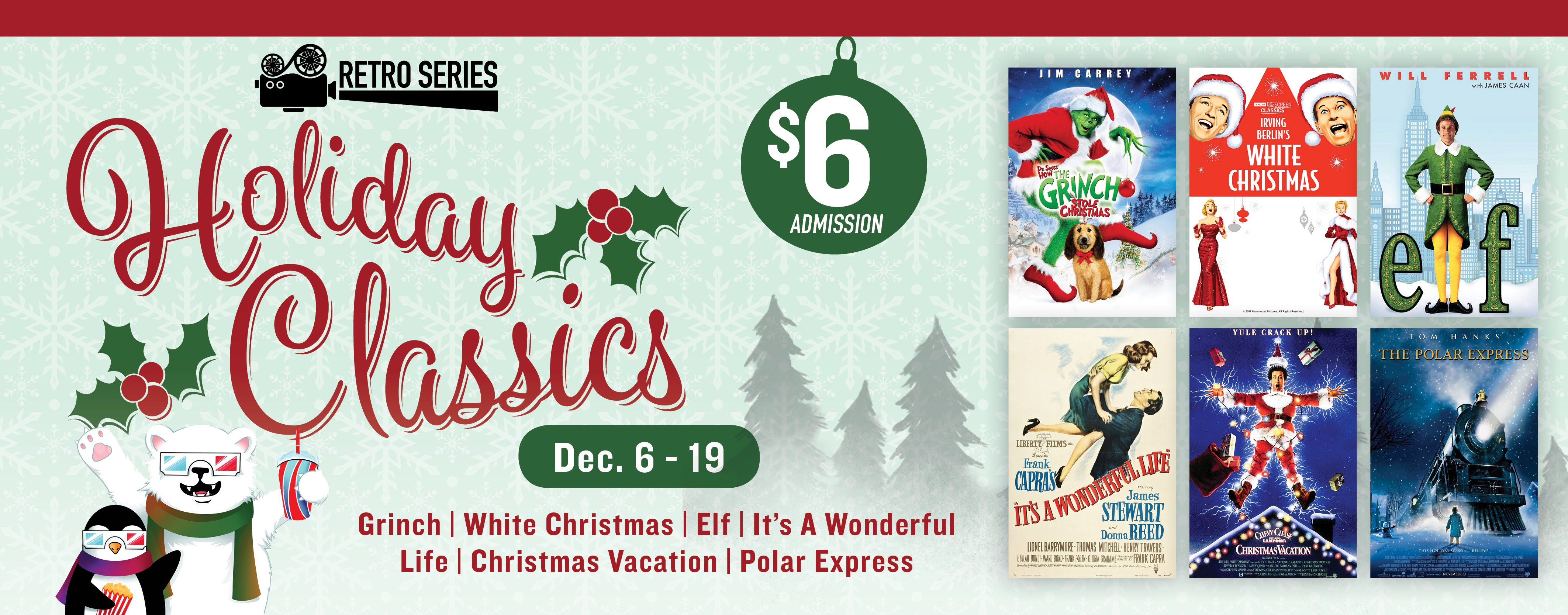 """Dec 21, 2020 Who Wrote The Holiday Classic """"White Christmas""""? Country Club Hills Movie Theatre 