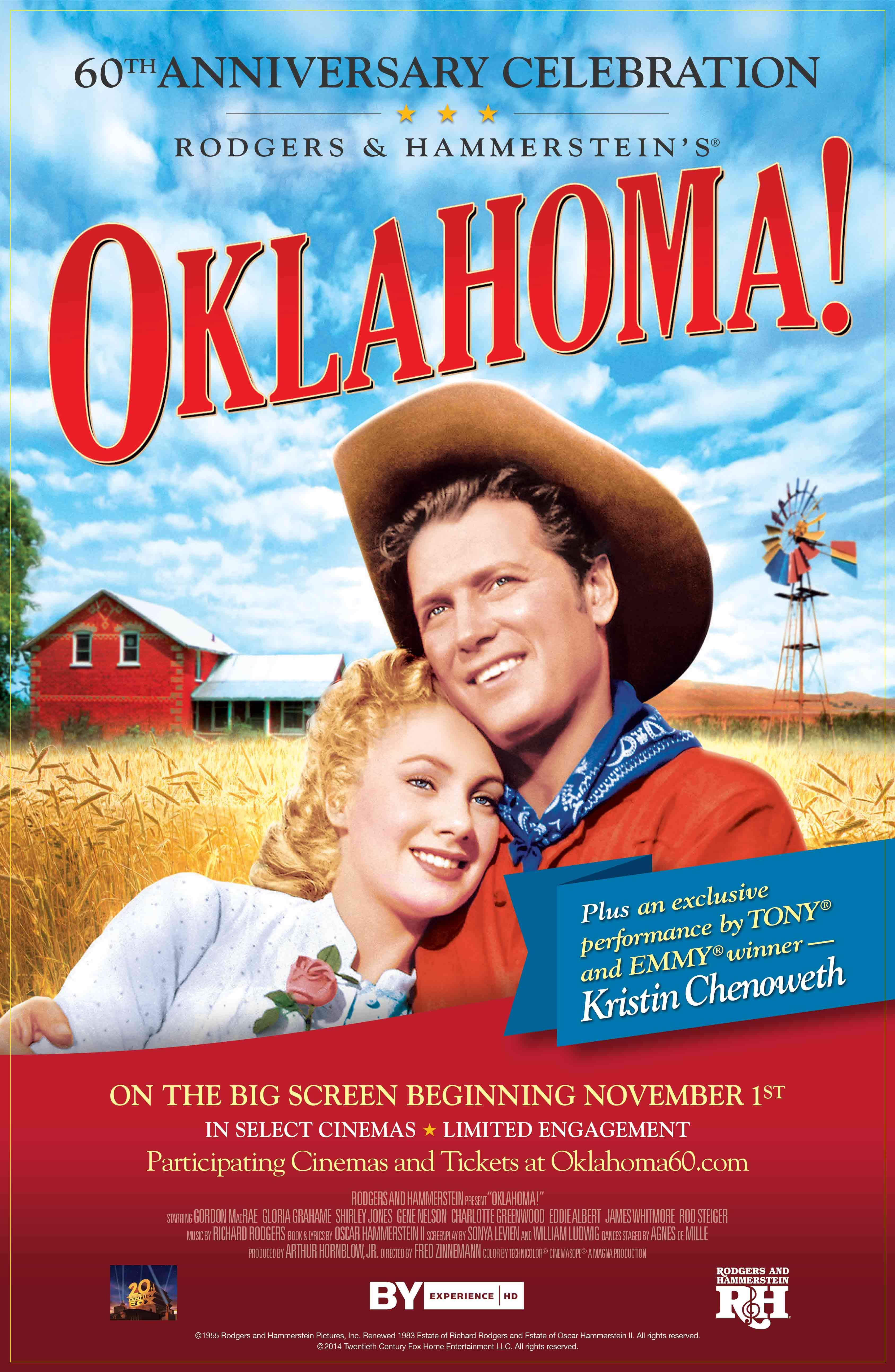 Oklahoma! 60Th Anniversary