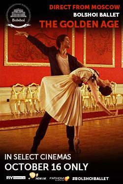 Bolshoi Ballet: Golden Age (2016)