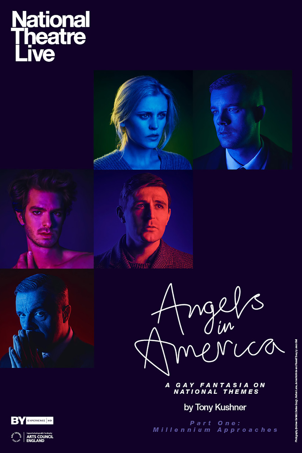Nt Live: Angels In America-Pt1