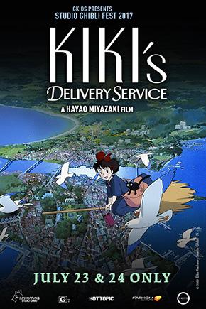 Kiki's Delivery Service (Dubbed)