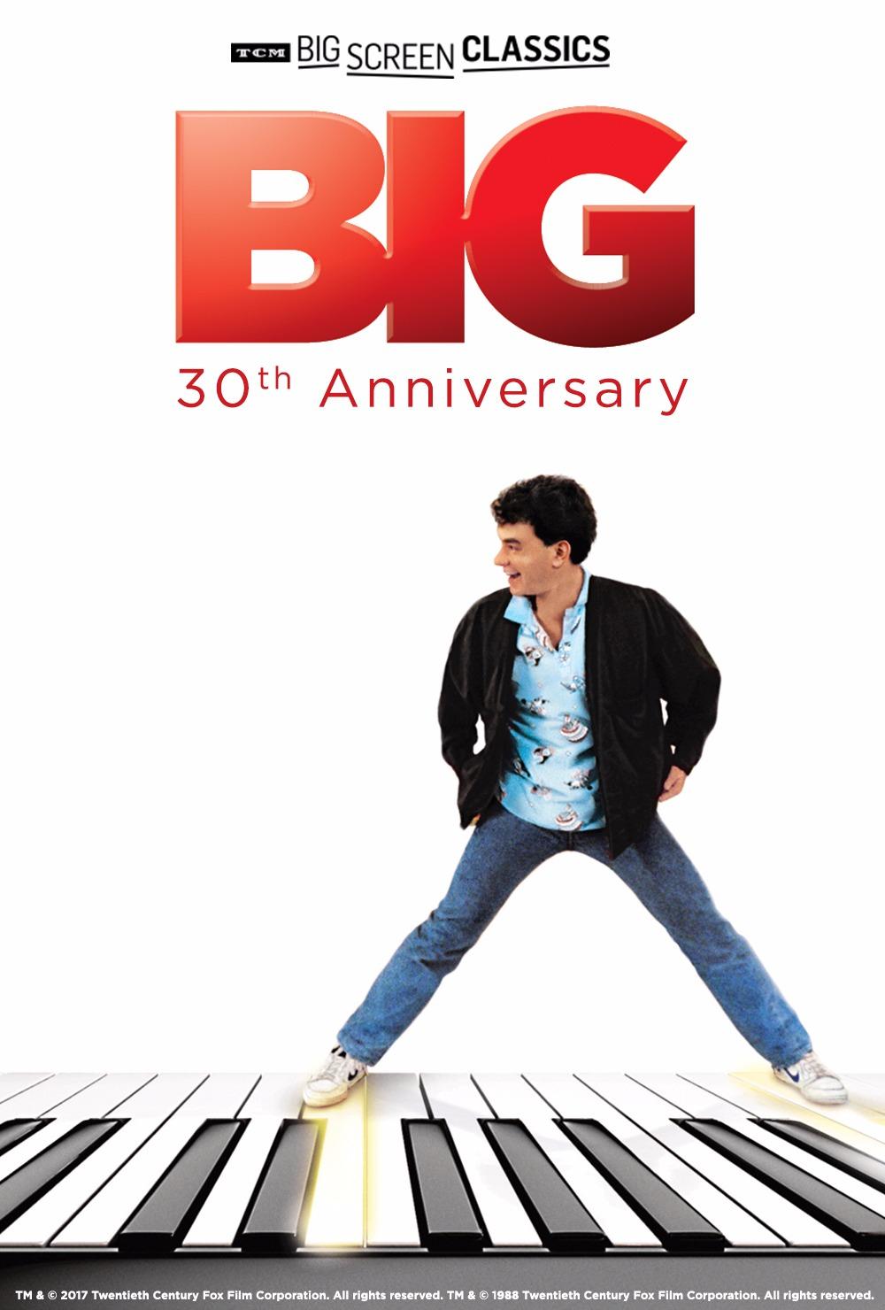 Tcm: Big 30Th Anniversary