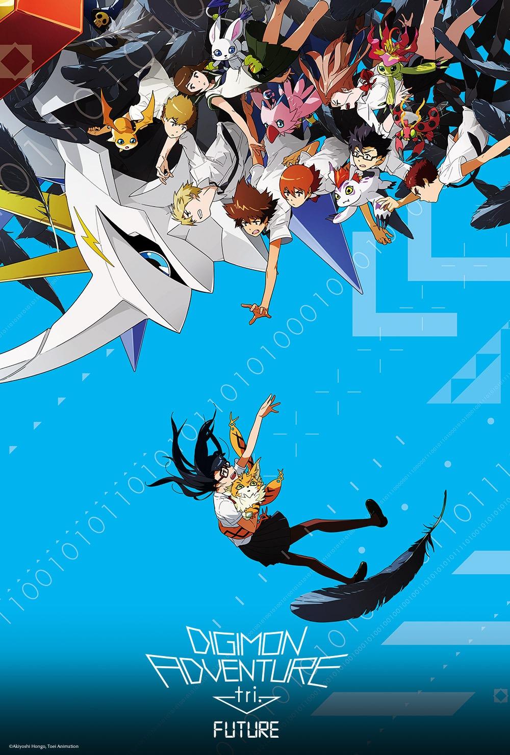 Digimon Adventure Tri: Future