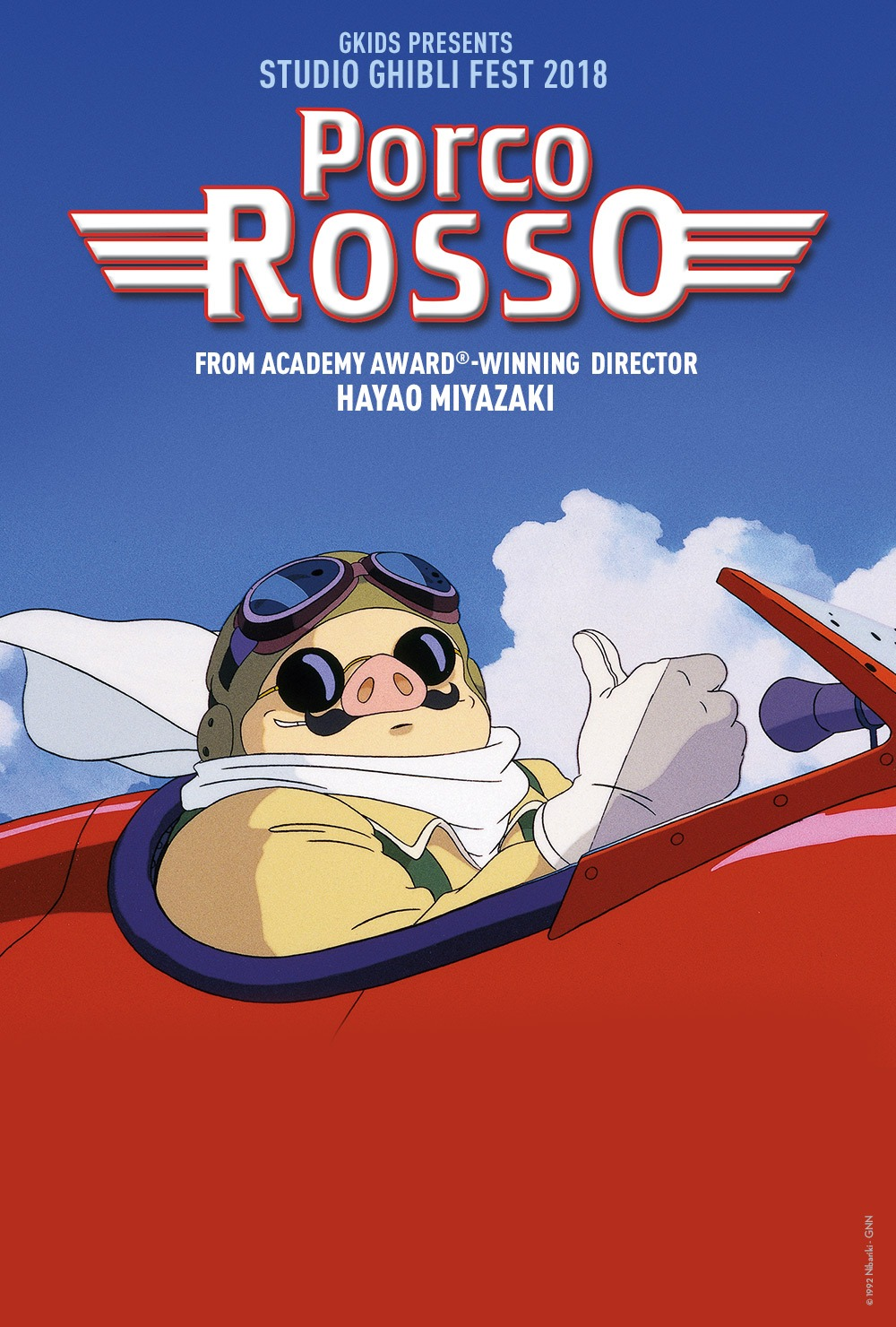 Porco Rosso (Dubbed)