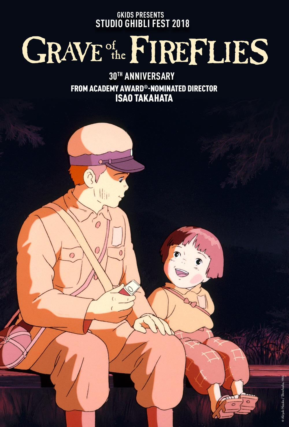 Grave Of The Fireflies (Subtitled)