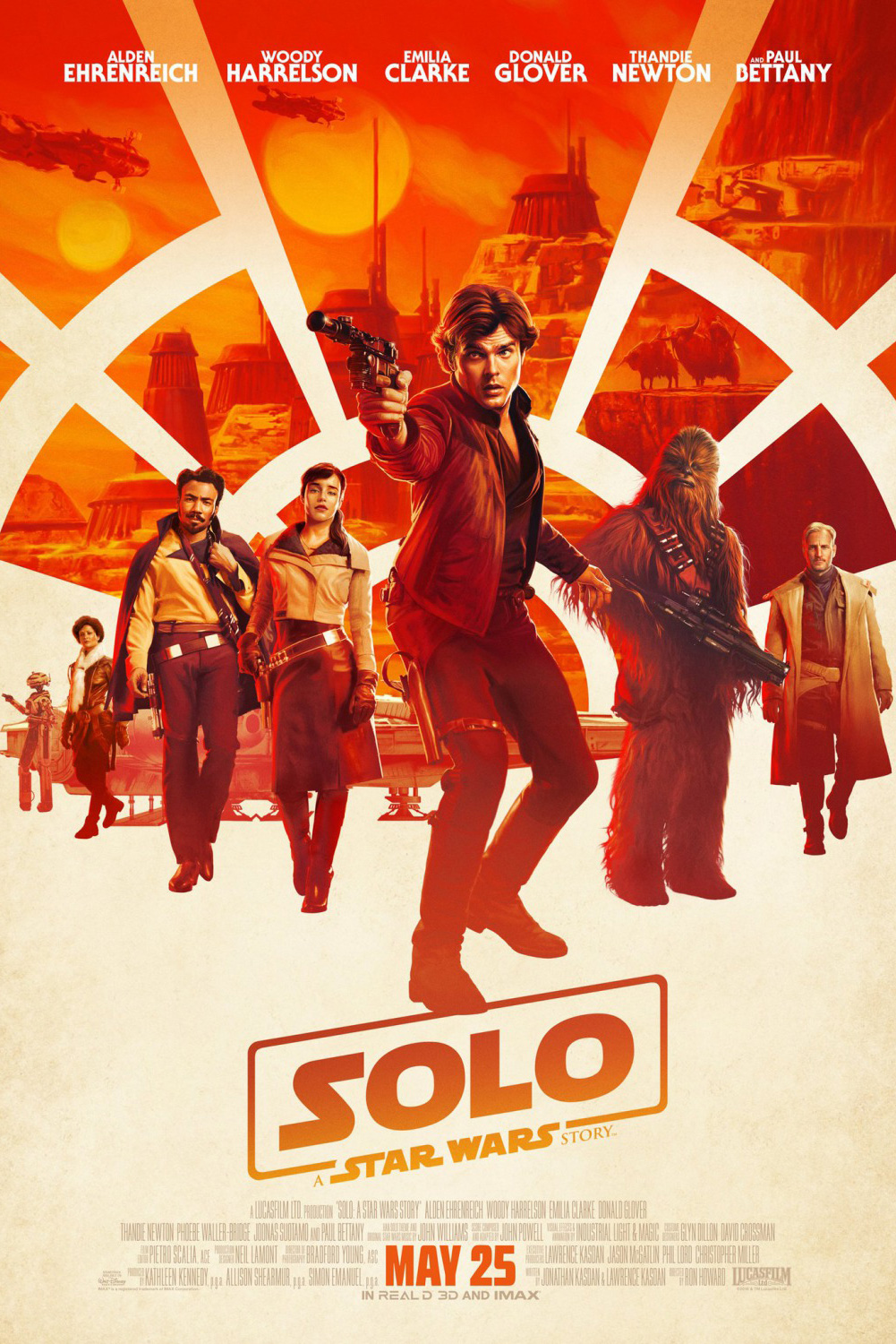 Solo: A Star Wars Story-Open Caption