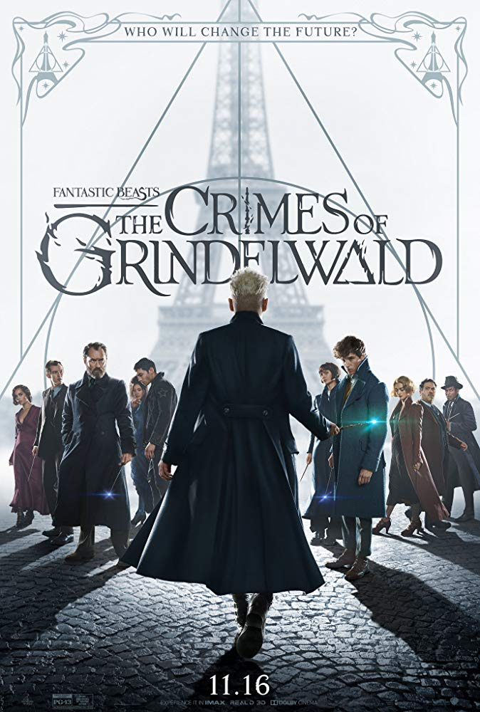 Fantastic Beasts: Crimes