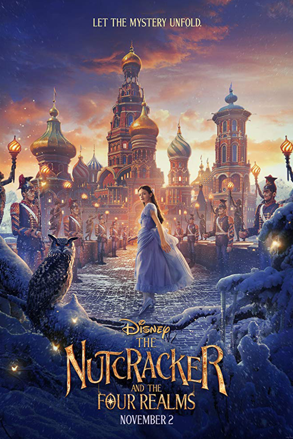 NUTCRACKER FOUR REALMS
