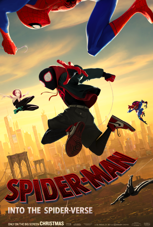 Spiderman: Into Spiderverse