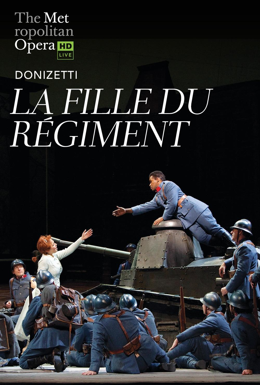 Met-La Fille Du Regiment-Live