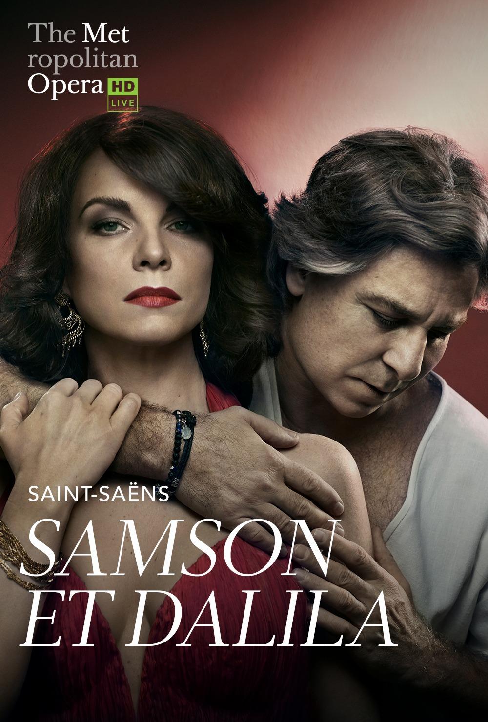 Met-Samson Et Dalila-Live