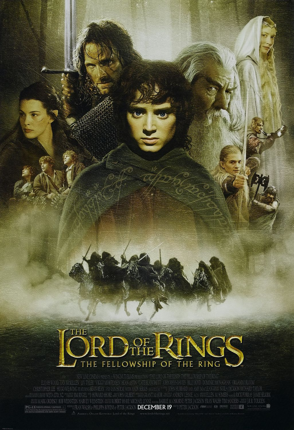 Lord Of Rings: Fellowship Ext.