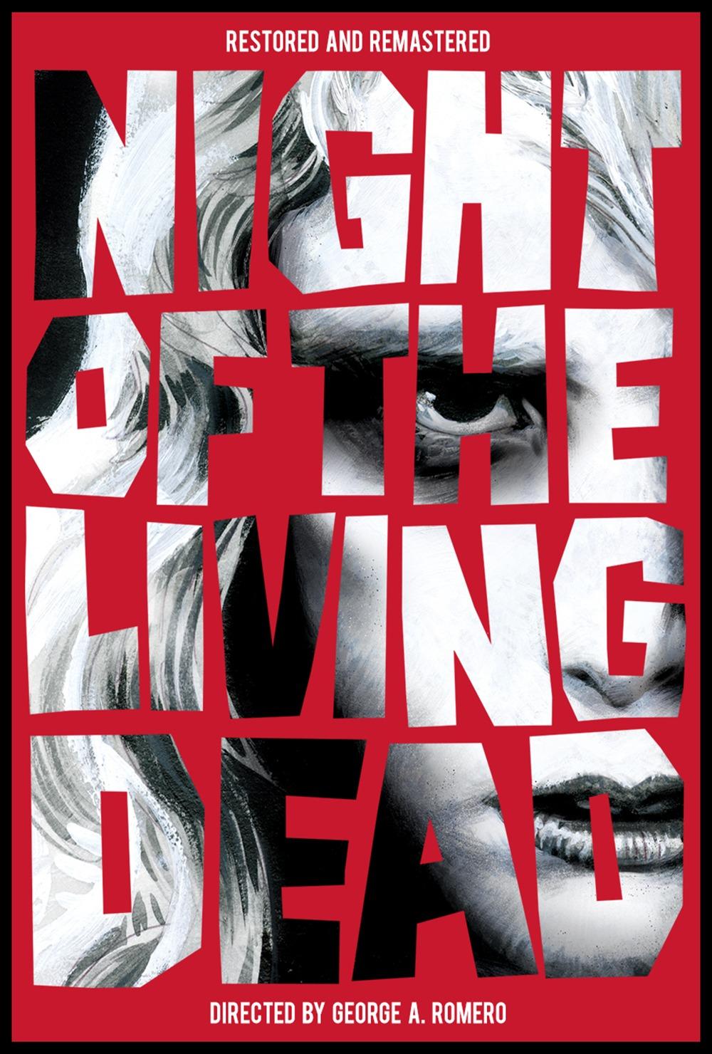 Night Of The Living Dead 50Th Anniv