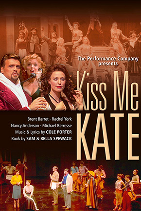 Kiss Me, Kate! On Stage